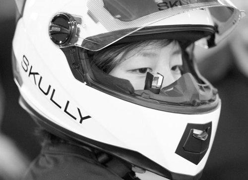skully capacete segurança