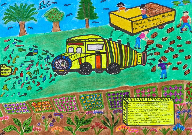 toyota-crianças-concurso-desenho-carro-plástico-reciclagem