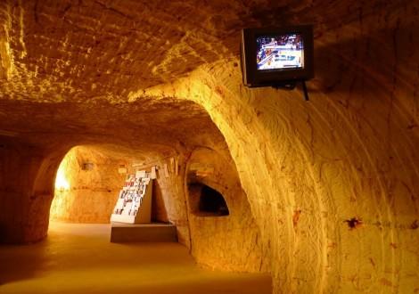 Coober Pedy deserto cidade subterranea