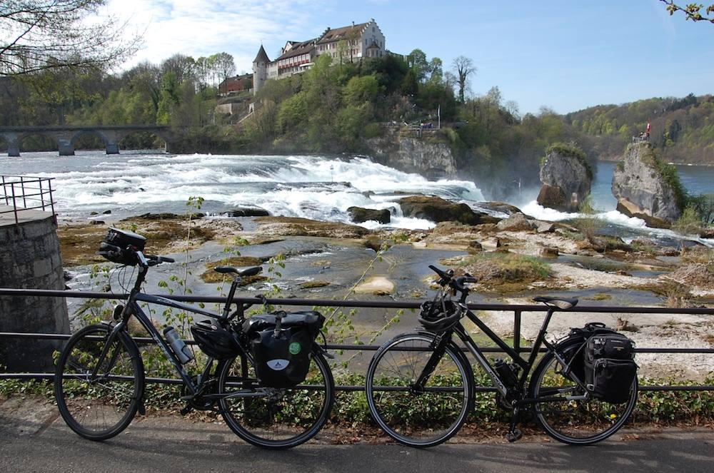 Schaffhausen suiça françois benoy eurovelo 15 ciclovia europa