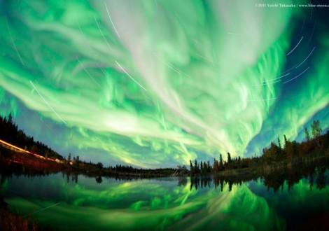 aurora borealis yuichi takasaka