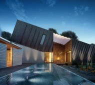casa sustentável sem emissões