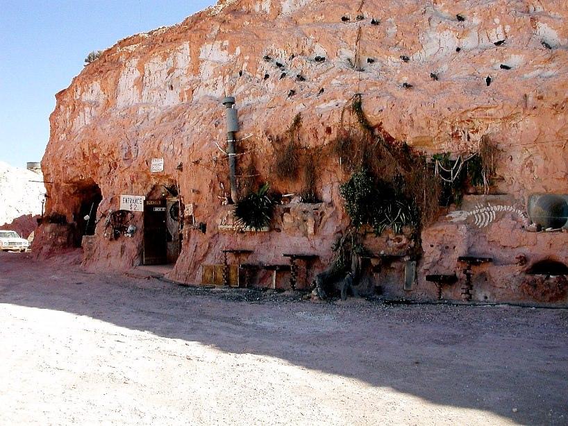 cidade subterranea australia