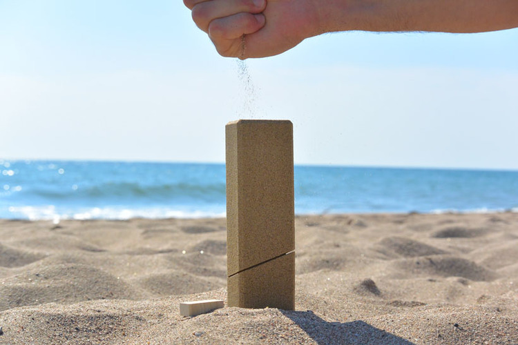 embalagem para presente original - sand packaging