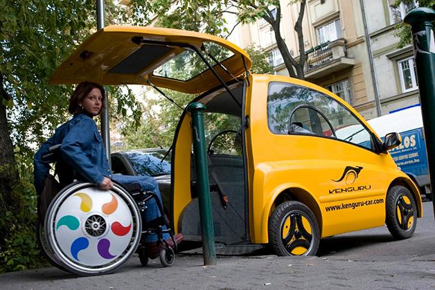 kenguru carro para deficientes cadeira de rodaskenguru carro para deficientes cadeira de rodas