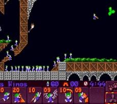 lemmings liderança vantagens jogos computador