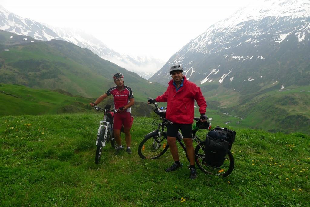 suiça alpes eurovelo15 david patel amin allo