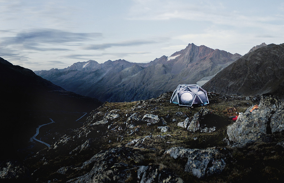 tenda montanha frio Heimplanet-Mavericks-Inflatable