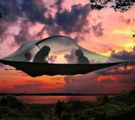 tentsile tenda suspensa floresta