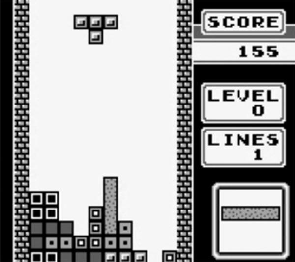 tetris vantagens dos jogos de computador