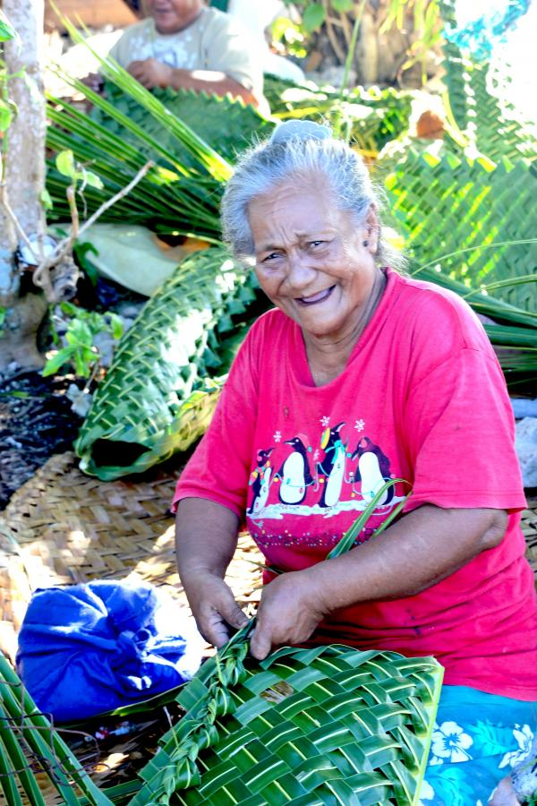 Tuvalu a million smiles