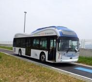 autocarro elétrico coreia do sul transportes publicos