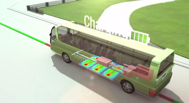 autocarro elétrico eficiente