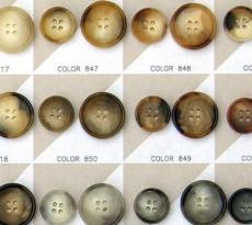 botões ecológicos borras de café louropel