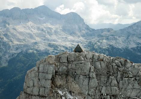 cabana alpes alpinismo escalar