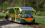 comboio solar paineis fotovoltaicos Hungria Turismo