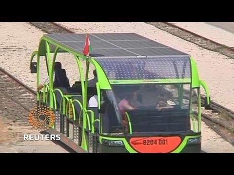 comboio solar visitar Hungria