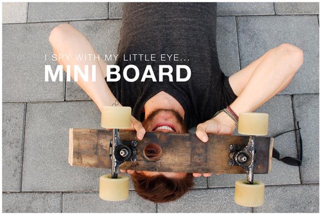 hepcat skate madeira reutilizada