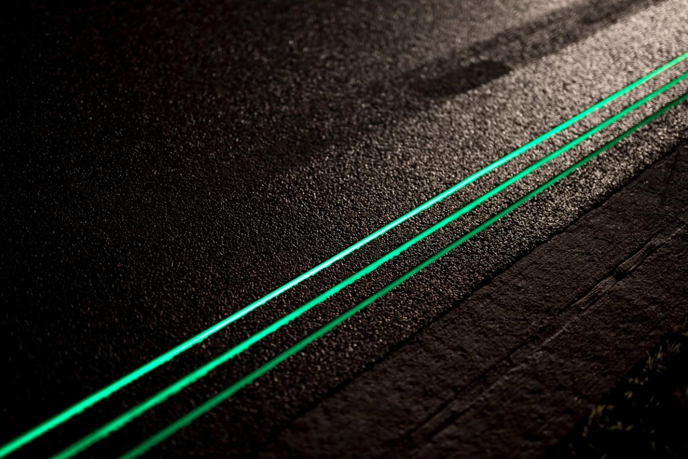 linhas estrada inteligente holanda