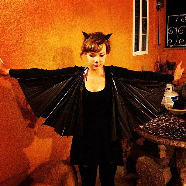 máscara original de morcego fazer em casa