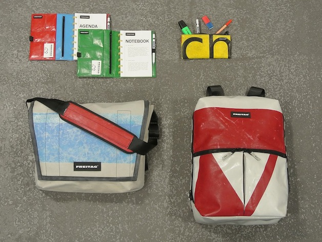 bolsas recicladas e resistentes