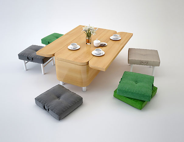 mesa sofá