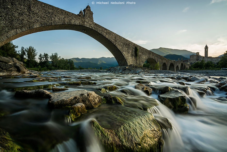 ponte gobbo itália