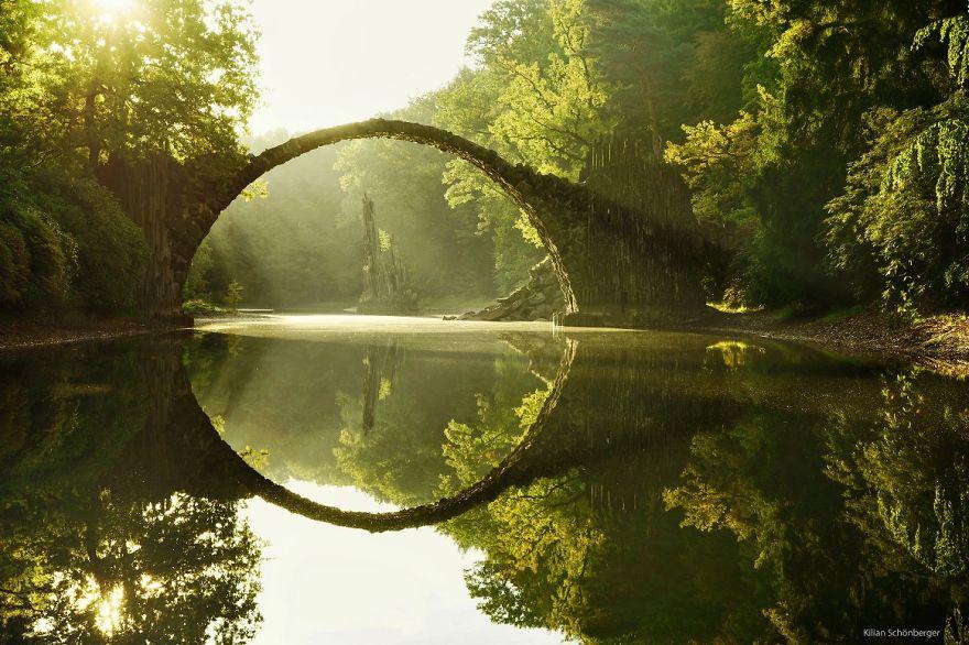 ponte mágica alemanha rakotz