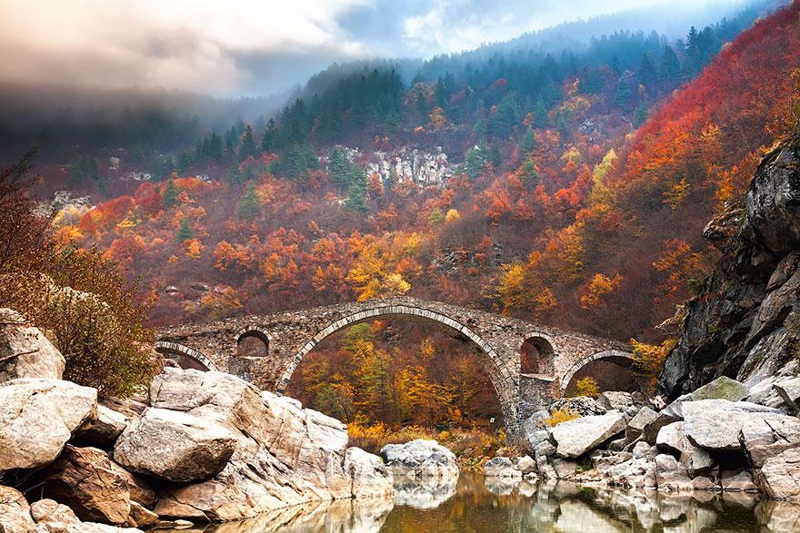 diabo rhodope mountains bulgaria