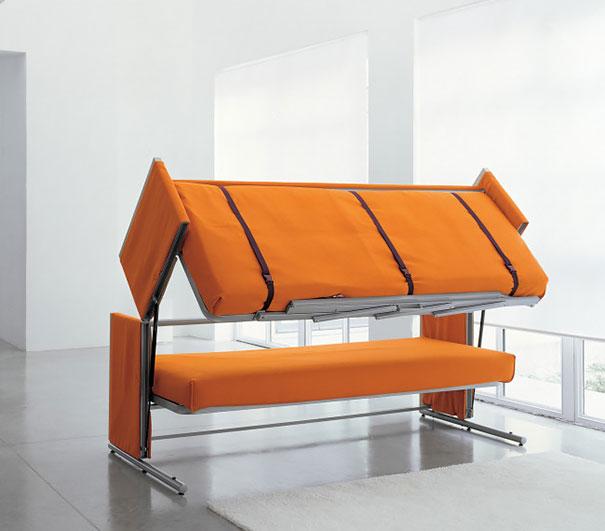 sofá para espaços pequenos