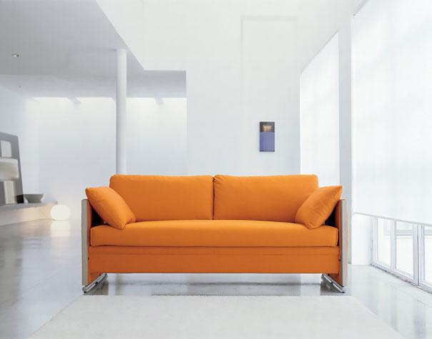 sofá que vira beliche