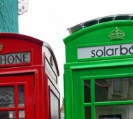 cabines telefónicas londrinas transformadas