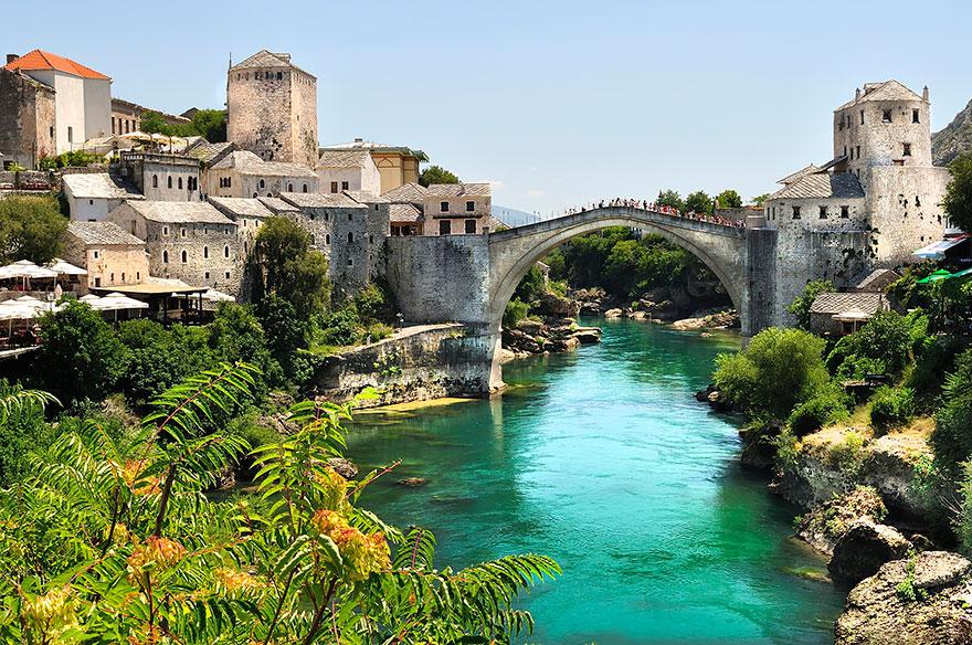 stari most bosnia e herzegovina ponte