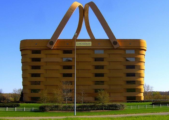 Edifício do Cesto (Ohio, EUA)