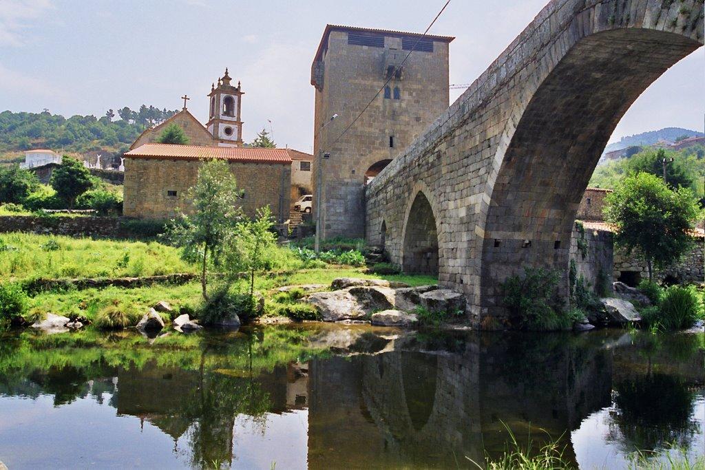 Ponte de Ucanha Tarouca