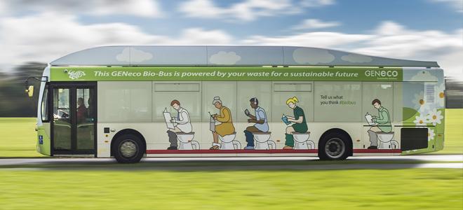 autocarro ecológico gás metano