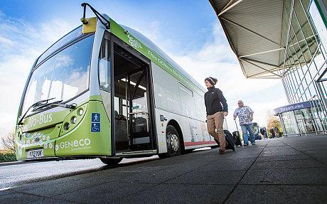 bio bus autocarro ecológico
