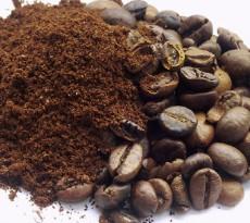 borra de café reciclagem