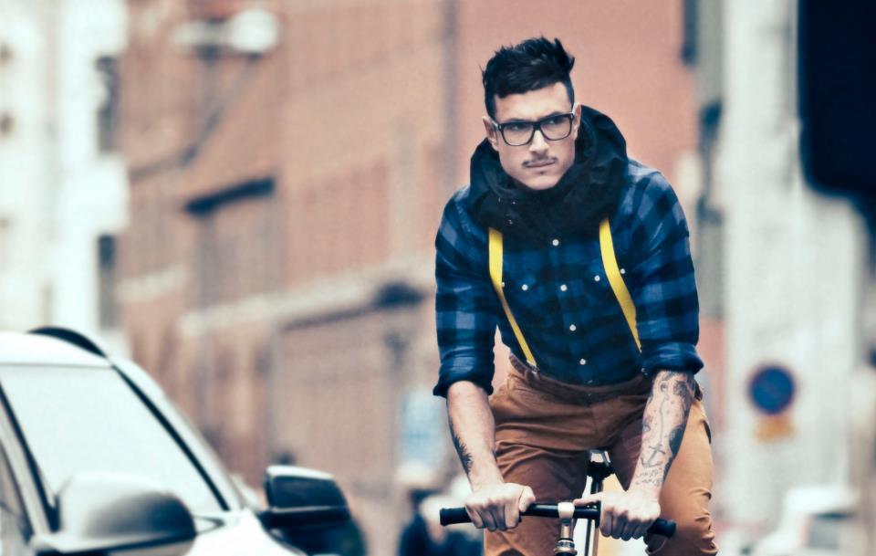 capacete ciclistas airbag