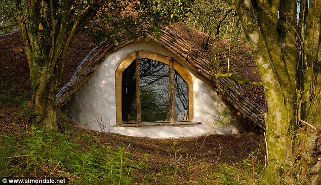 casa hobbit reino unido