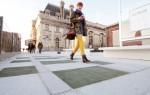 energia cinética elétrica espaços públicos
