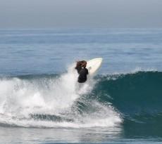 Rob Machado surfar onda prancha ecológica