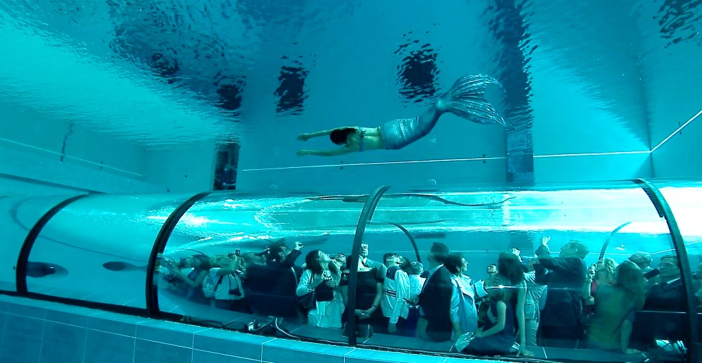 Y-40-The-Deep-Joy sereia piscina mais profunda do mundo
