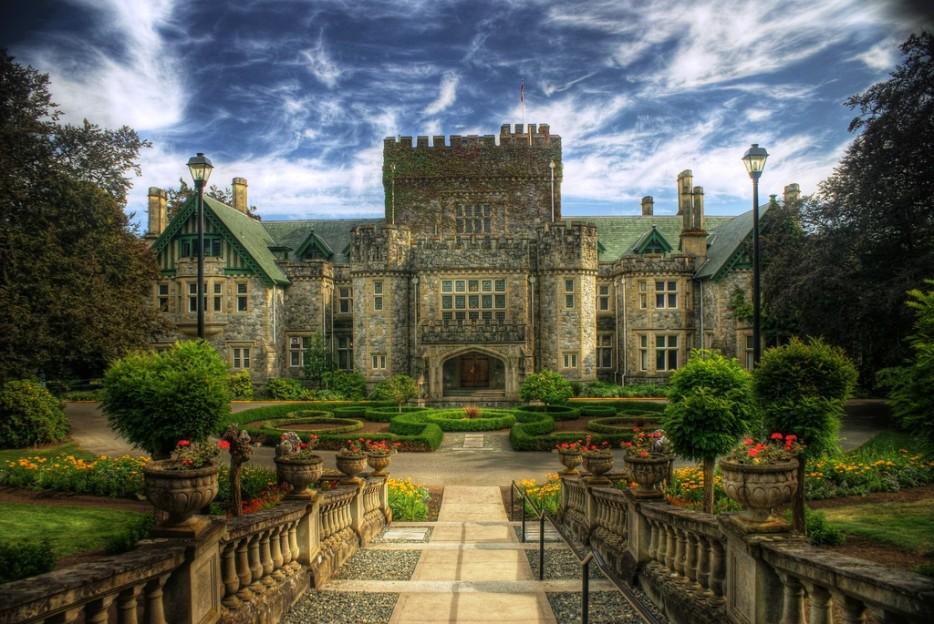 castelo 10 Hatley Castle, Colwood, British Columbia