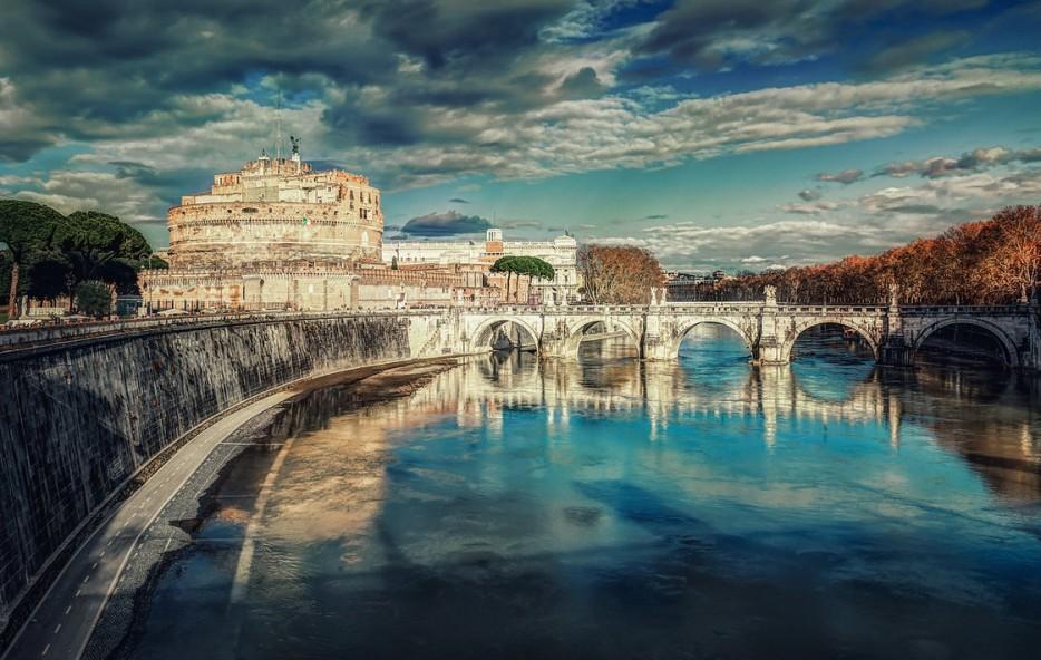 castelo 2 Sant'Angelo roma itália