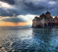 castelo 5 palácio Château de Chillon suiça