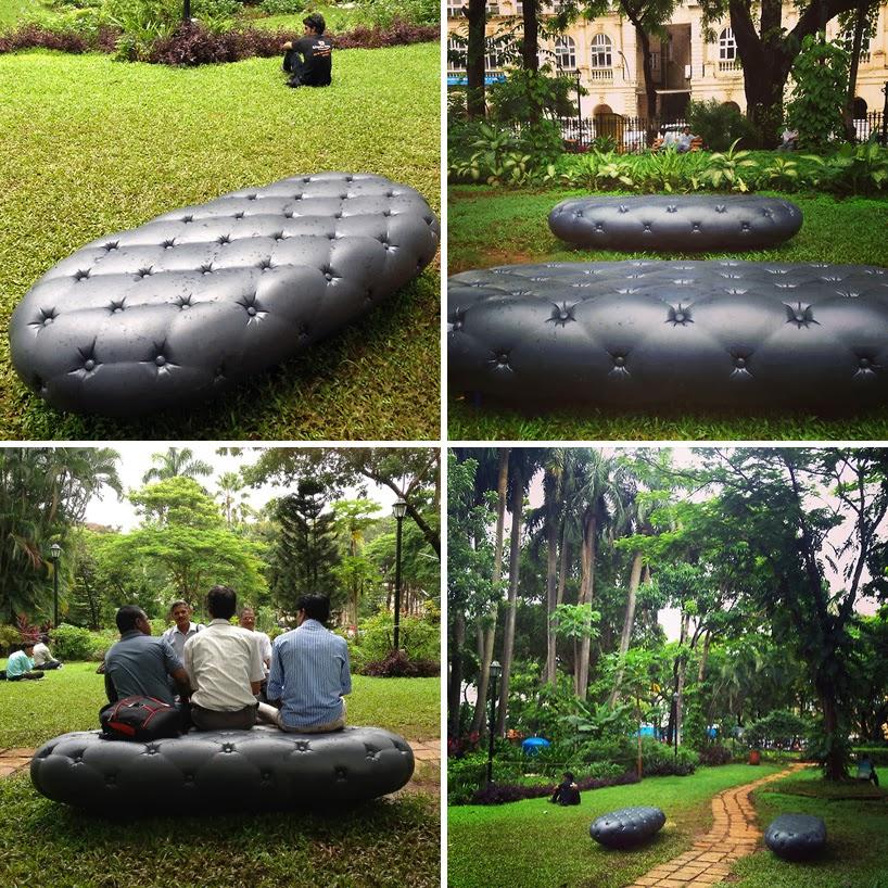 design urbano recolha de água das chuvas