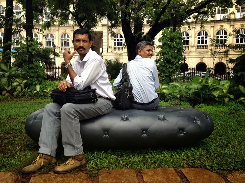 mobiliário urbano sustentável