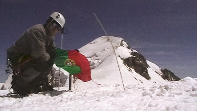 mont blanc ascensão cume Dome du Goûter