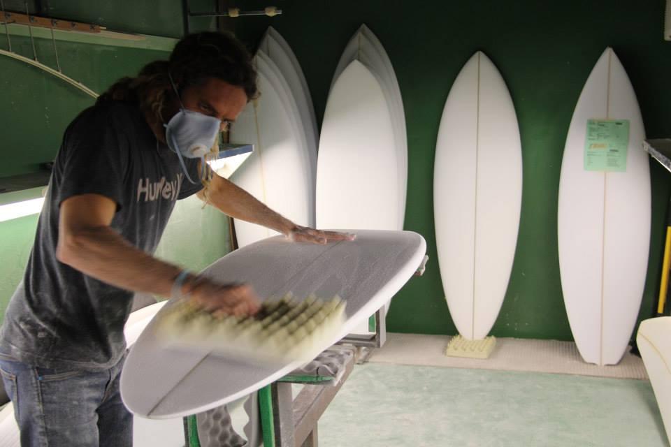 prancha de surf esferovite